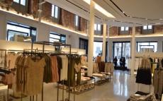 Interior de Zara Flagship Store en Serrano