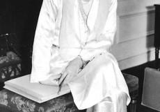 Chanel durante su primera visita a Nueva York en 1931