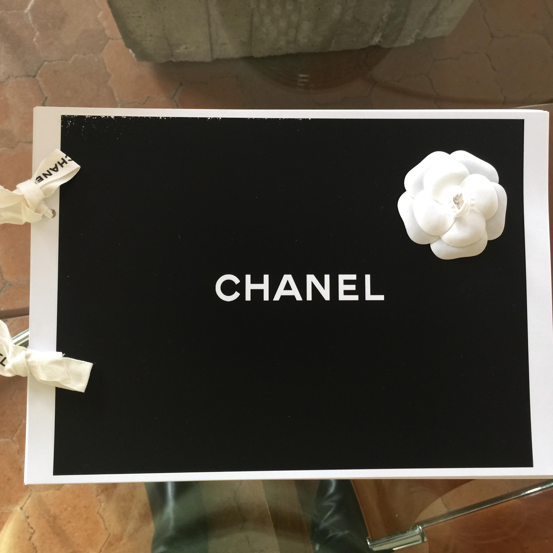 Colección creada por alumnas para Chanel