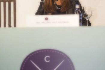 Paloma Diaz Soloaga, directora de CGModa. Foto: Carlos de la Osa.