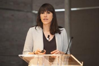Pilar Riaño, directora de Modaes.es. Foto: Carlos de la Osa.
