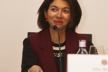 Nuria de Miguel, Jefa de Prensa de MBFWM. Foto: Carlos de la Osa.
