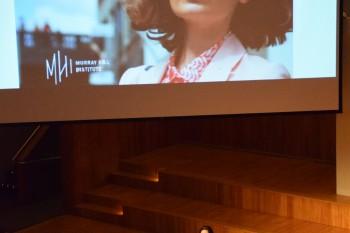 Entrevista con Patricia Herrera en el Symposium
