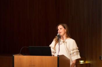Victoria Sánchez-Lincoln Directora de la revista Real Symple
