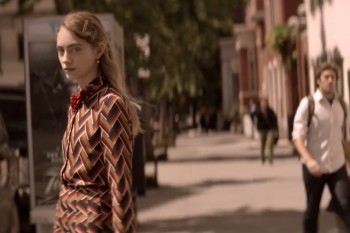 """Imagen de """"A Fashion Story"""", el fashion film dirigido por Glen Luchford, para la campaña de la marca Gucci Cruise 2016."""