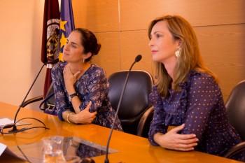 Carolina Herrera y Paloma Díaz Soloaga, directora de CGM