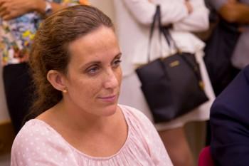 Miriam, antigua alumna de CGM