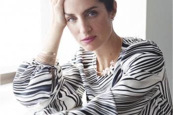 Carolina Herrera de Báez, directora creativa de Fragancias de CH.