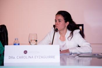 Carolina Eyzaguirre, abogada especializada en moda