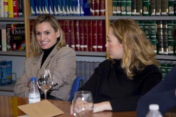Andrea Pascual y Ana Mª Chico de Guzmán