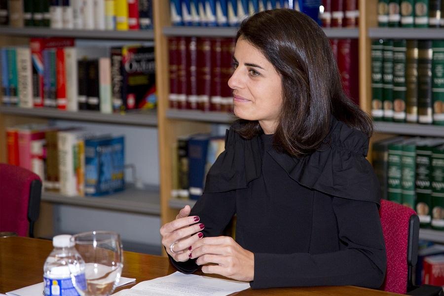 Pilar Miguel, Directora de la Jornada de Moda y Emprendimiento