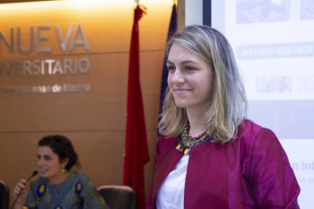 Teresa Pérez del Castillo, secretaria académica de CGModa