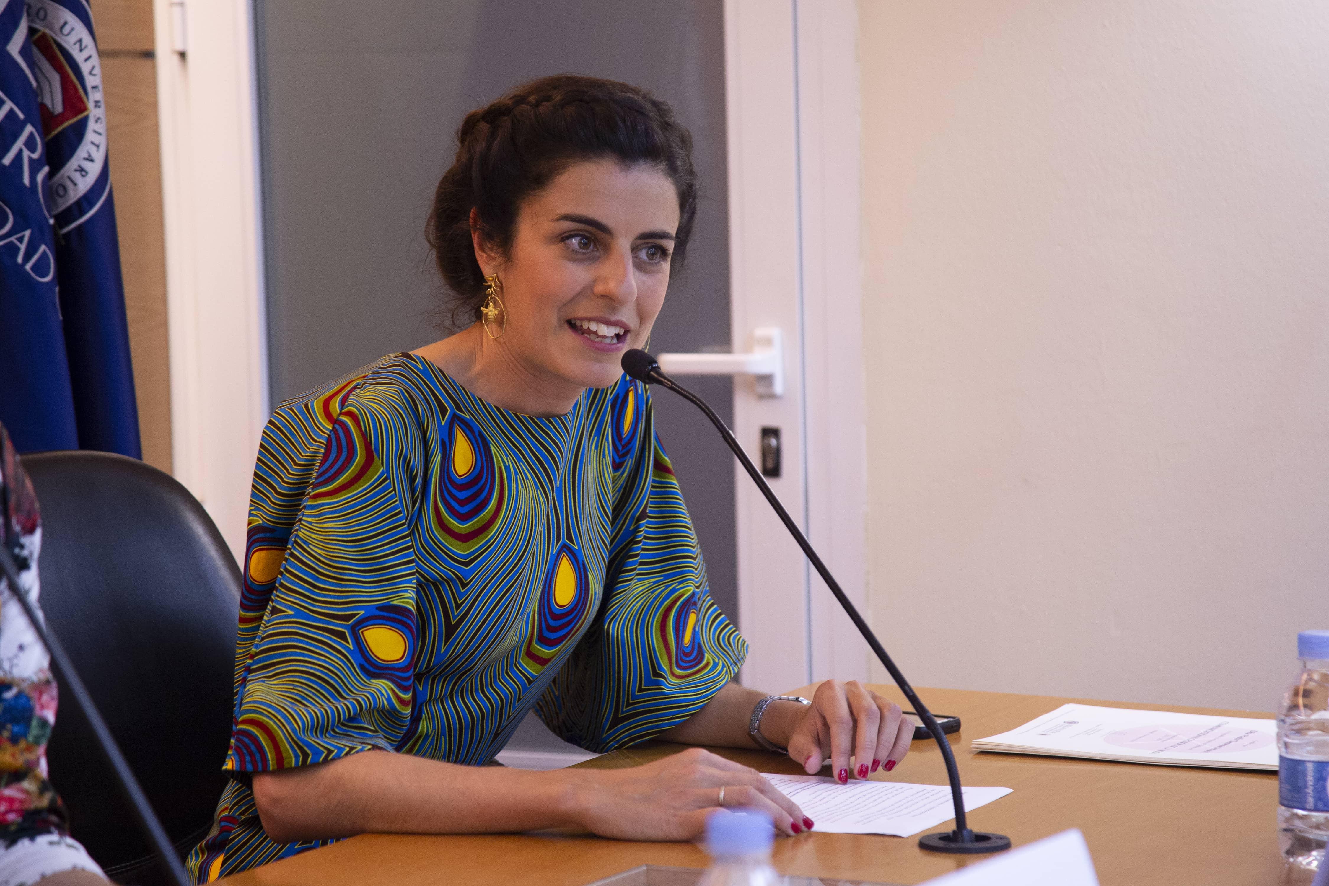 Pilar Miguel, directora de Comunicación del Diploma CGModa