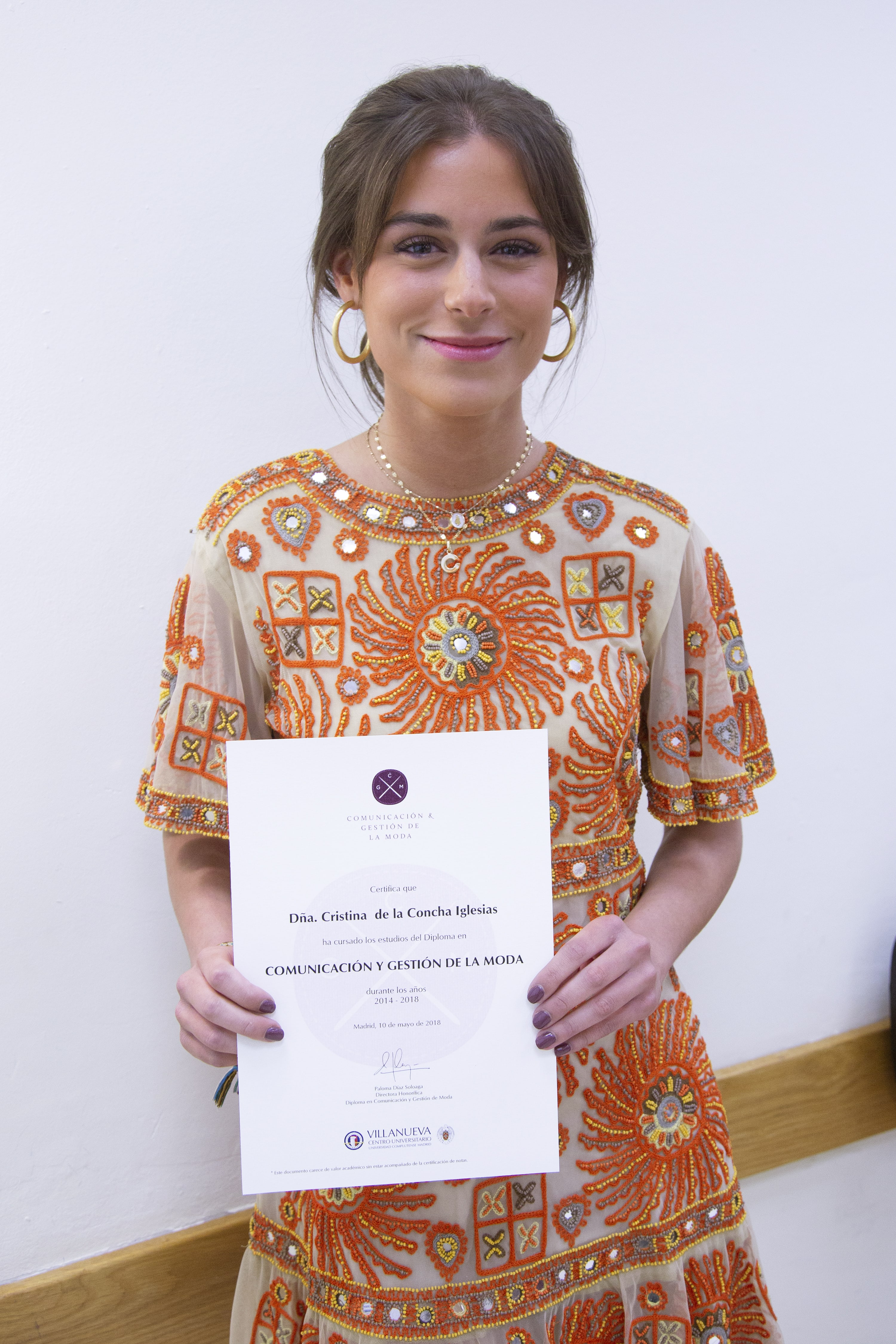 Cristina de la Concha