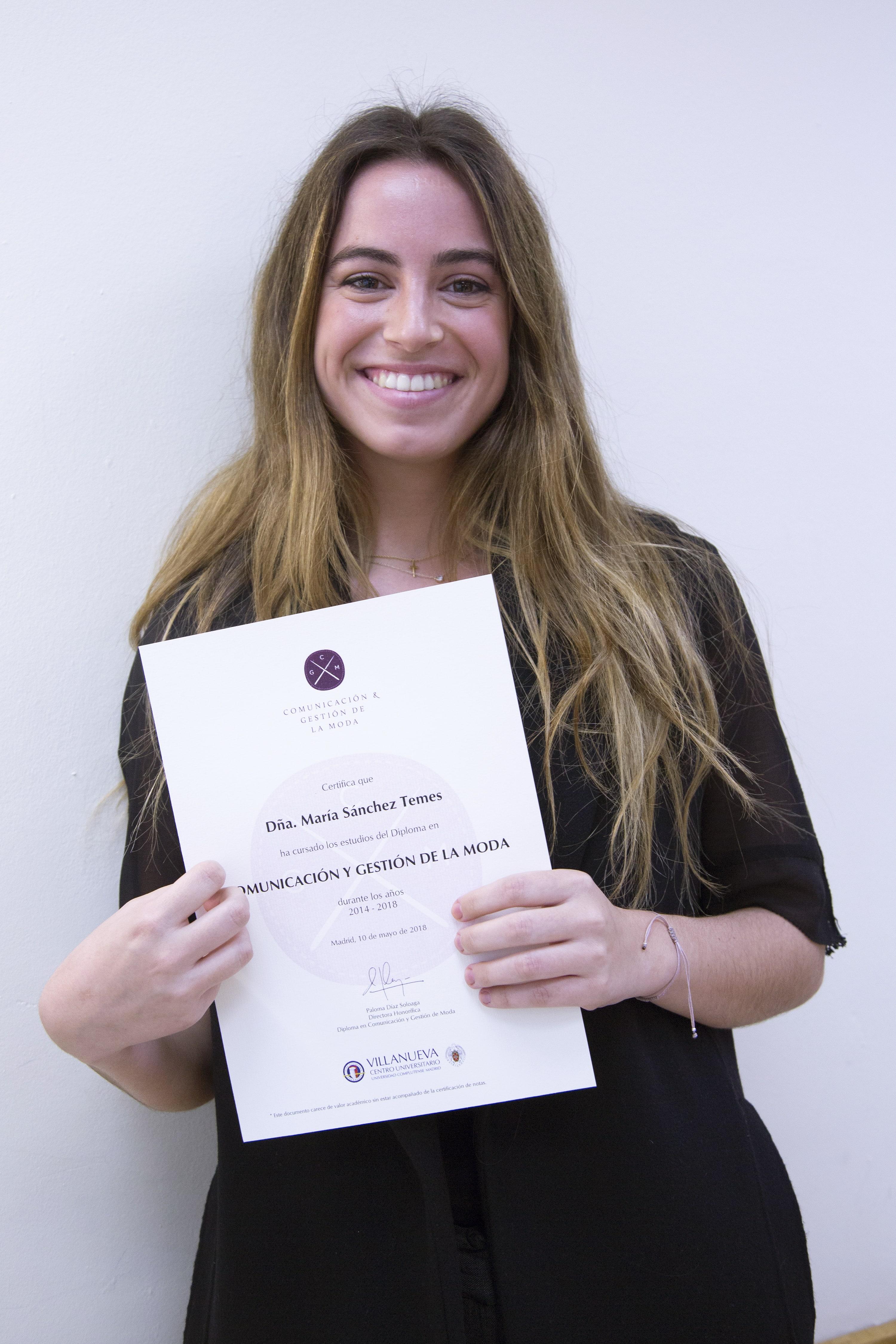 María Sánchez Temes