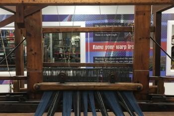 Fábrica Tartan Weaving Mill Experience en la ciudad de Edimburgo