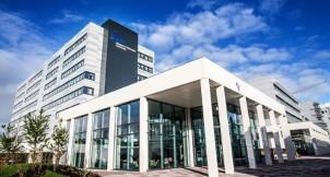 Edificio principal de Glasgow Caledonian University