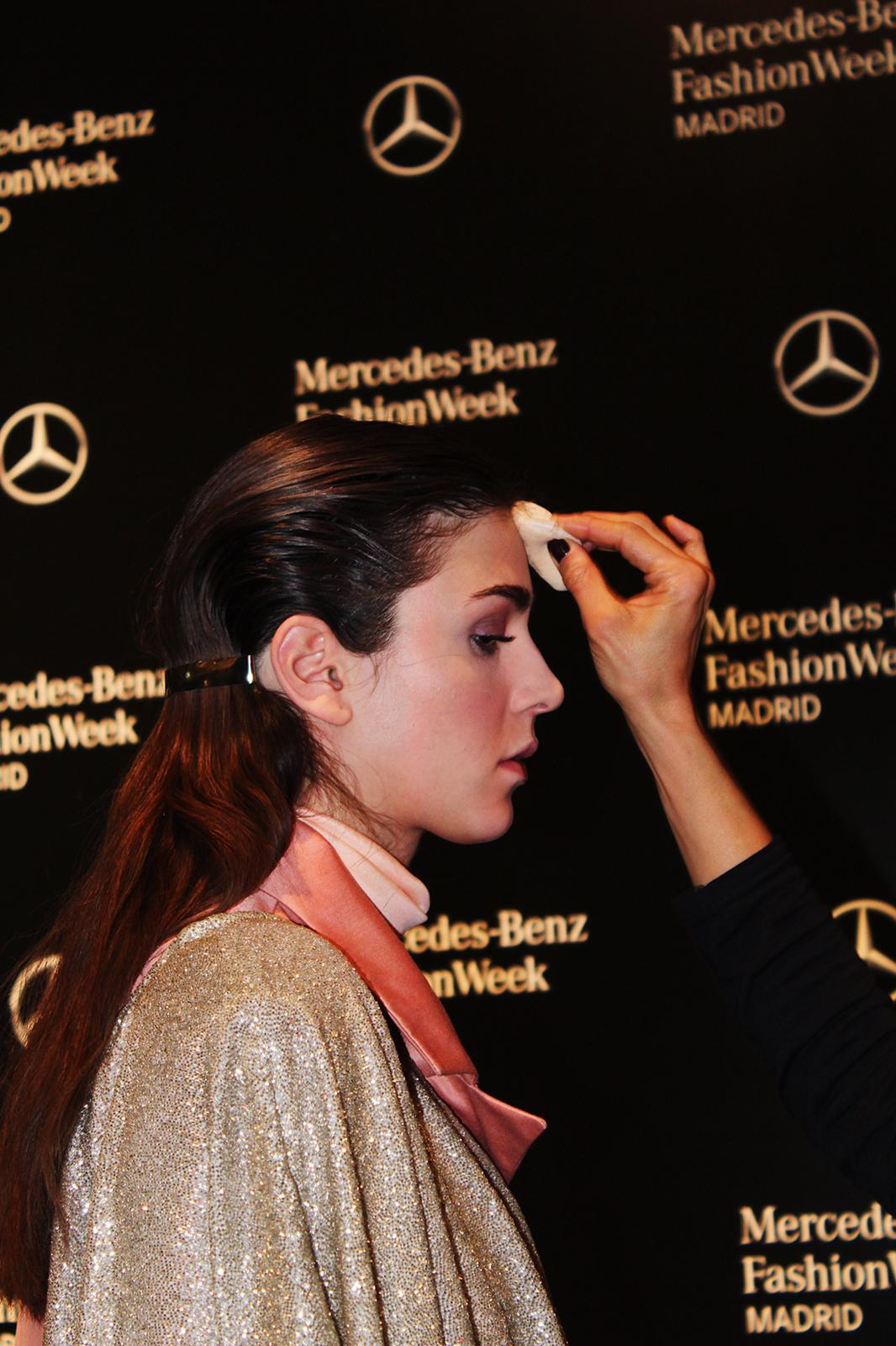 Diseñadora: Isabel Núñez. Autora: Lucía Martínez alumna de 4º de Periodismo y CGM