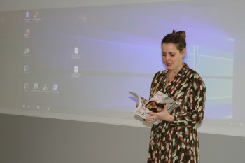 Elisa Álvarez, redactora de Moda de Telva