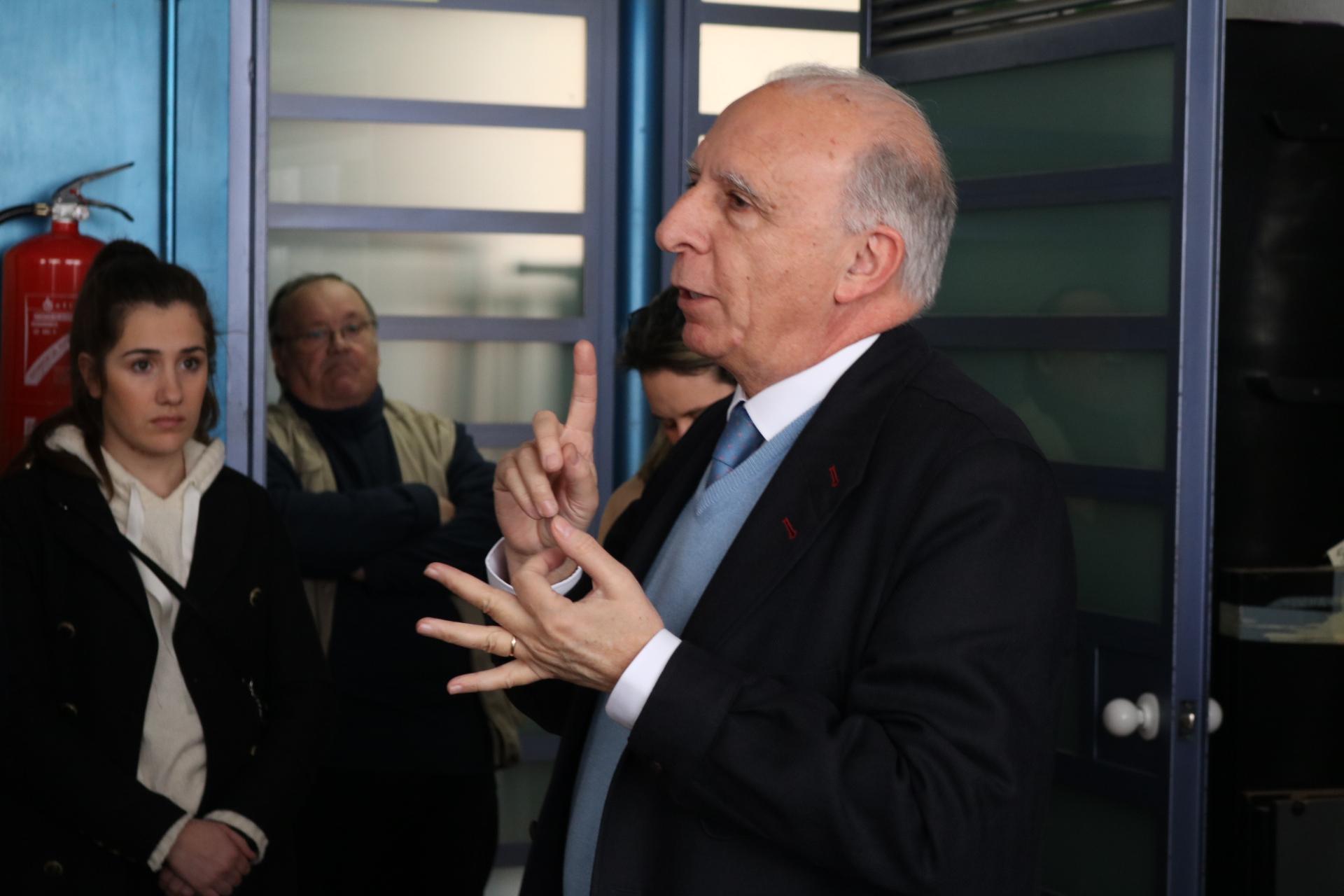 Humberto Cornejo, 3ª generación de la familia Cornejo