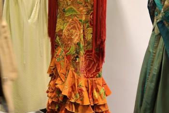 Vestido de gitana que llevó Penélope Cruz en una película
