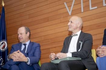 Ignacio Sierra y Modesto Lomba