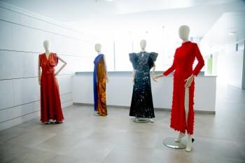 Vestidos exposición