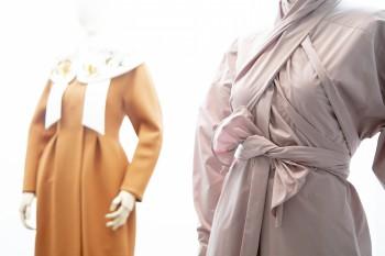 Vestido de Delpozo y Juan Vidal