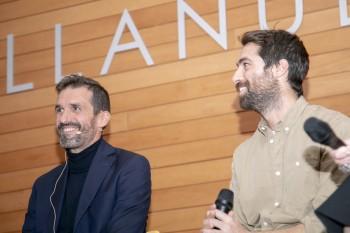 Pablo Badía y Juan Vidal
