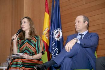 Paloma Díaz Soloaga e Ignacio Sierra de Tendam