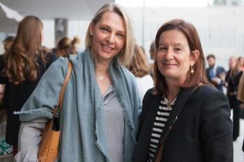 Kerstin Krause y Silvia López, profesoras de CGModa