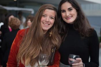 Elena Martínez Fillol y Sofia Rivas