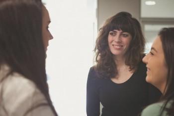 Ana Llorente, profesora de CGModa