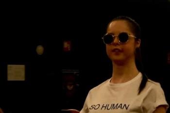 Marián Ávila, primera modelo con Síndrome de Down