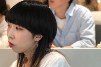 Alumnos coreanos en el curso FRS