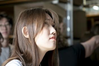 Estudiante Coreana en Dolores Promesas