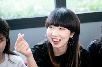 Estudiante coreana de FRS
