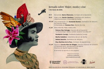 Jornada Mujer, moda y cine