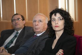 María Gonzalez, Humberto Cornejo y Jerónimo José Martín