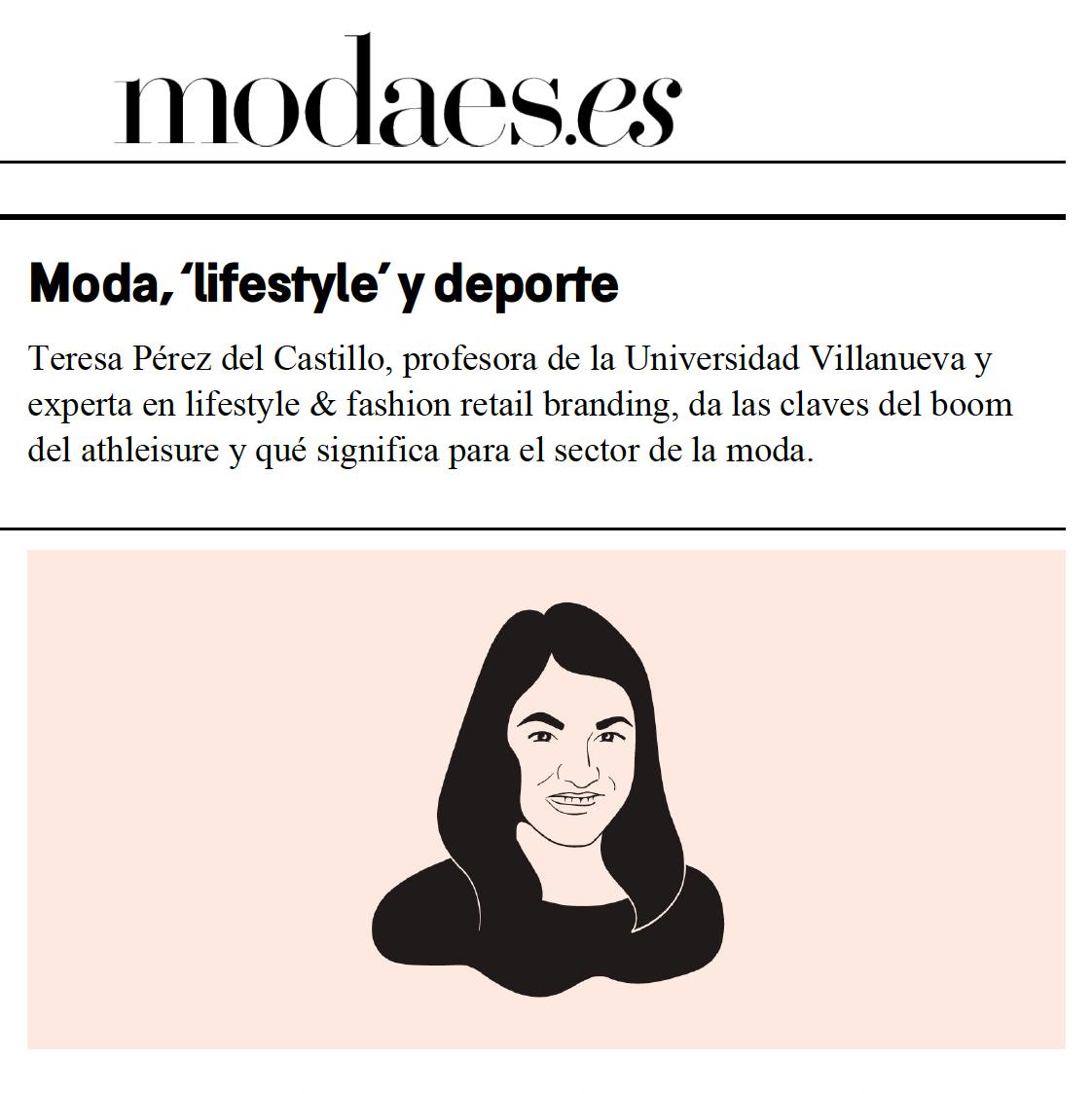 Moda, lifestyle y deporte