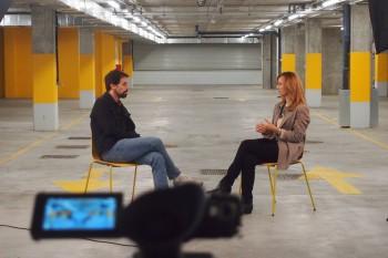 Pablo Maestres y Paloma Díaz Soloaga