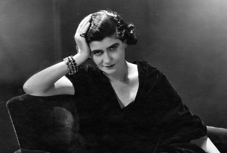 Chanel en 1931