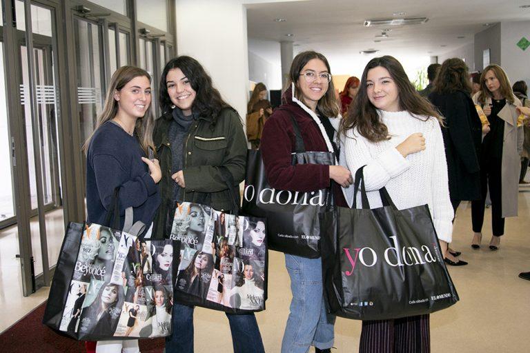 Alumnos al  terminar la Fashion film Academy